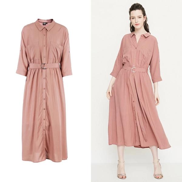 Vero Moda五分袖连衣裙 价格约299元
