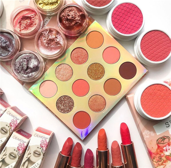 图片来源 ins colourpopcosmetics