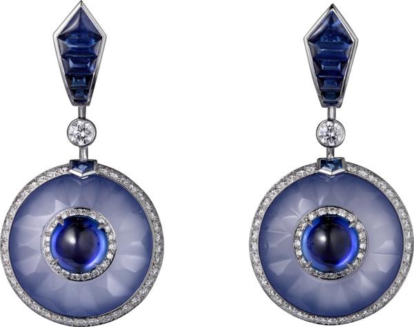 神秘的石英 珠宝收藏可以从半宝石下手