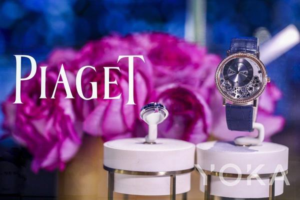 Piaget伯爵Possession时来运转系列发布会现场呈现胡歌心仪之选(图片来源于品牌)