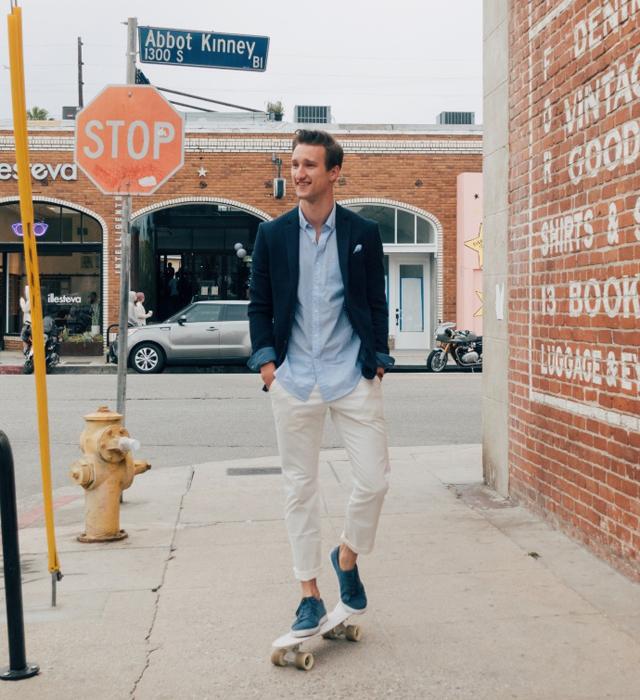 你想走什么style都可以 一双板鞋就搞定!