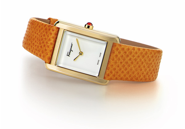 Ferragamo Portrait腕表(图片来源于品牌)