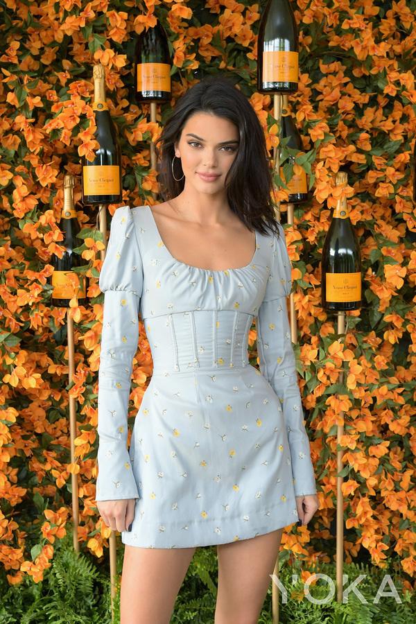 肯达尔・詹娜(Kendall Jenner)