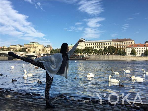 (图片来源于annabelballerina Instagram)