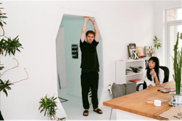 FFIXXED STUDIOS Kain Picken & Fiona Lau