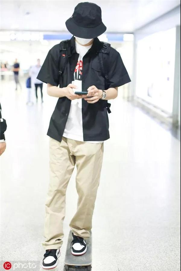 王一博(图片来自东方IC)