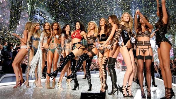 当年霸占维密舞台的娘娘们,到底有多勾人