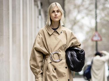 暖手又能凹造型,超大羽绒包包太适合冬天了!