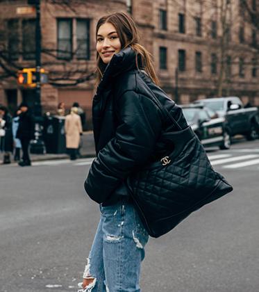 降温又怎样?穿上这件外套让你继续美丽过冬!
