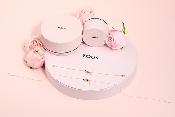 TOUS桃丝熊情人节ST. Valentine限定系列礼盒