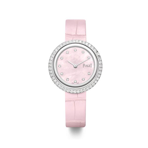 单品推荐:Piaget Possession时来运转腕表(图片来源于品牌)