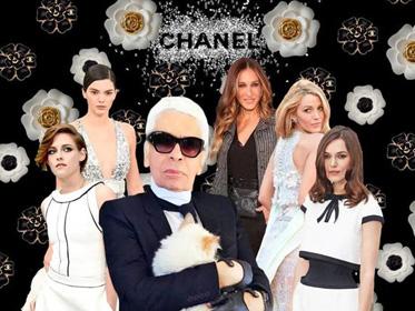老佛爷「遗产风云」后续,Chanel准时再现度假风!