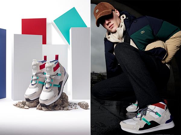 LACOSTE 2020秋冬全新运动鞋系列