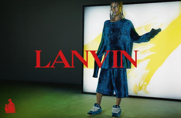 全新发布LANVIN 2021秋冬系列广告大片