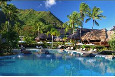 FRENCH POLYNESIA – Hilton Moorea Lagoon Resort And Spa