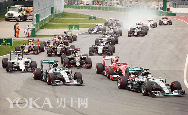 车迷盛典 小编带你认识F1世界一级方程式锦标赛