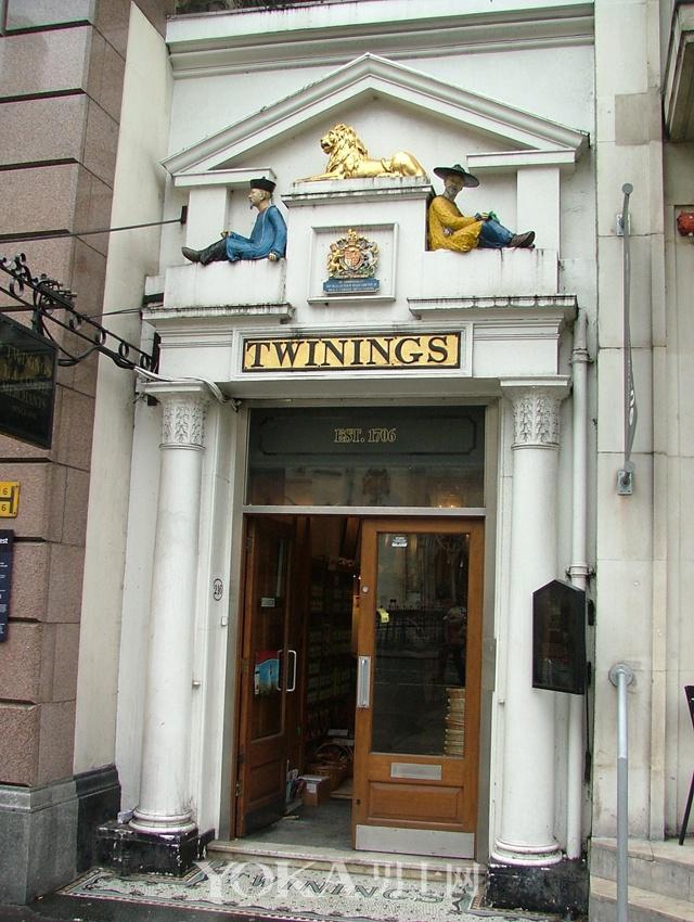 走进TWININGS川宁伦敦店开启心享每一刻