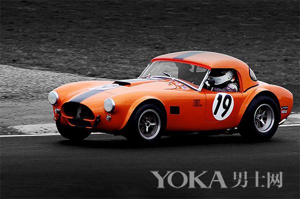 世上毒蛇千万种 最毒一条还得是Shelby Cobra