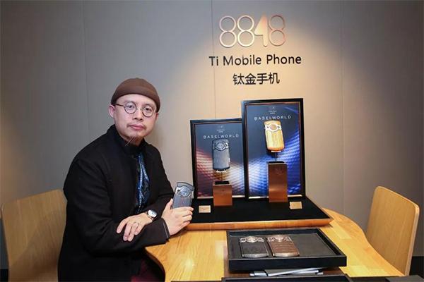 中外腕表大咖齐关注 8848手机刮科技奢侈品旋风