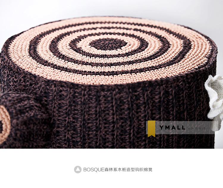 钩织坐垫图片大全 钩织毛线坐垫花样大全 手工钩织沙发坐垫大全
